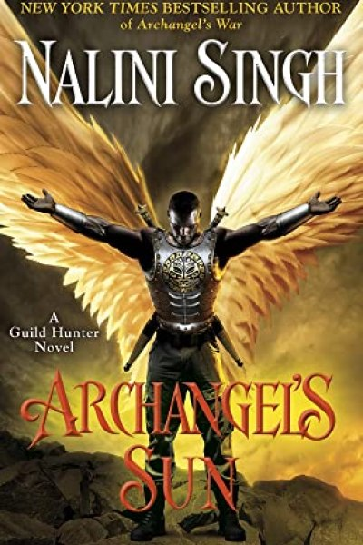 Book Review-Archangel's Sun by Nalini Singh