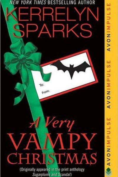 Quickie Romance Review-A Very Vampy Christmas by Kerrelyn Sparks
