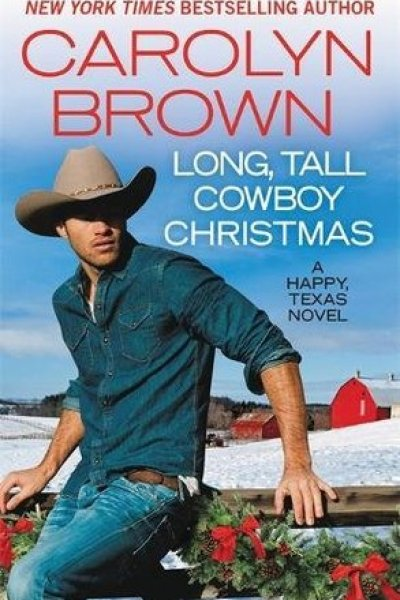 Book Review-Long Tall Cowboy Christmas by Carolyn Brown