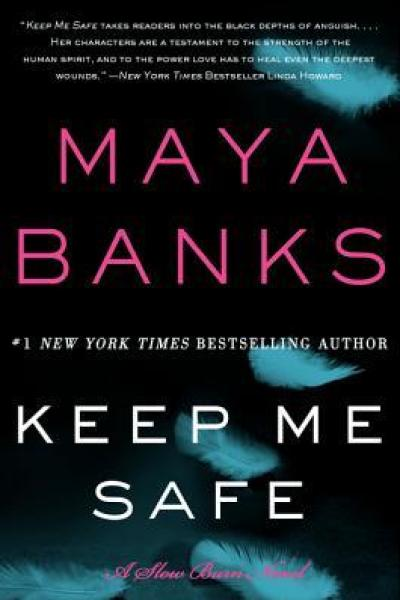 Audio Book Review-Keep Me Safe by Maya Banks