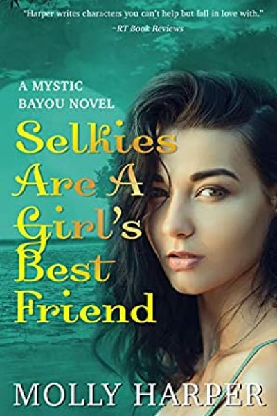 Audio Book Review-Selkies are a Girl's Best Friend by Molly Harper