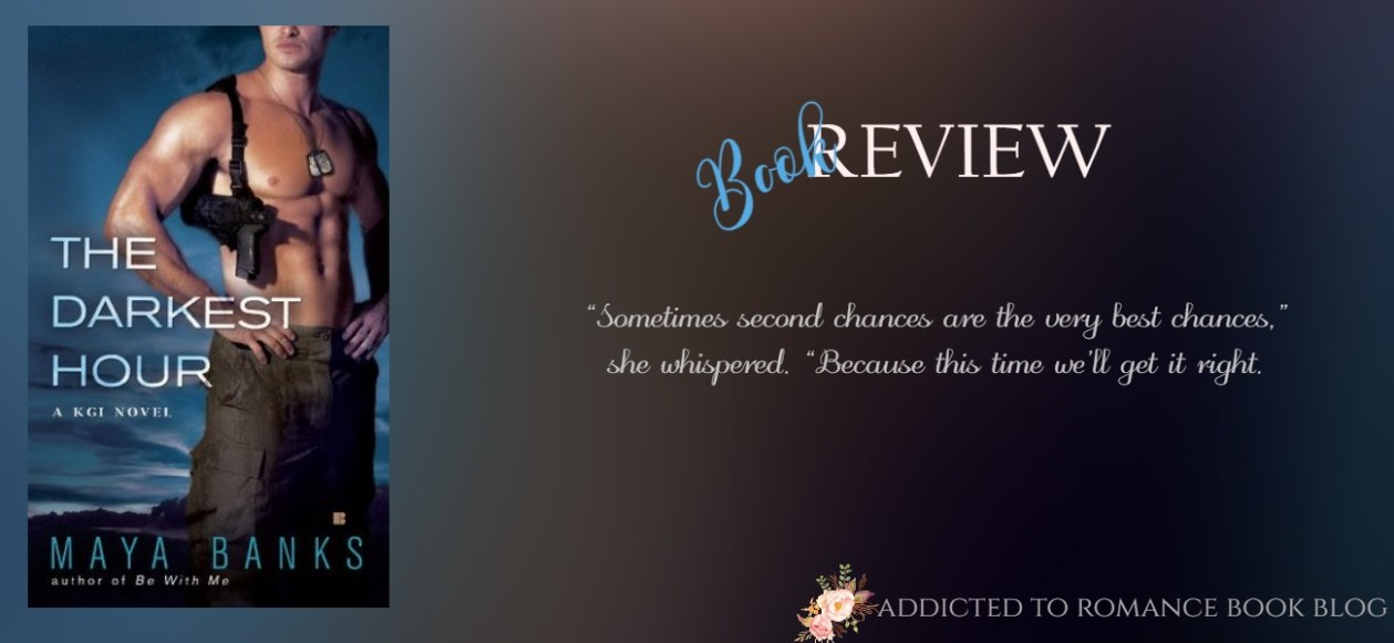 Book Review-The Darkest Hour by Maya Banks