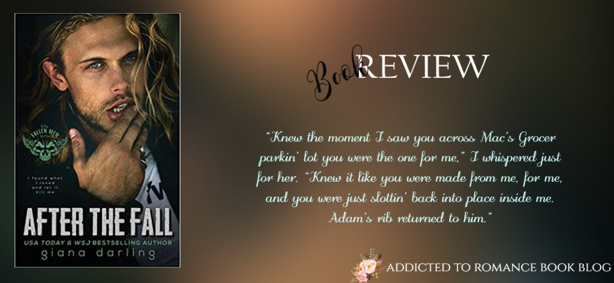 Book Review-After The Fall by Giana Darling