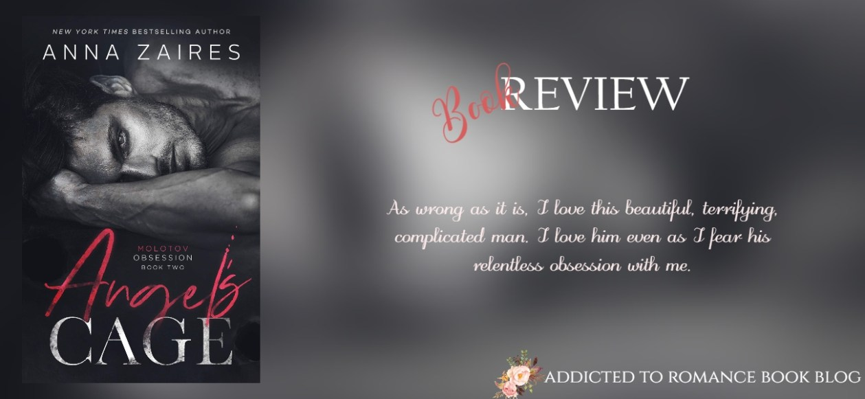 Book Review-Angel's Cage by Anna Zaires