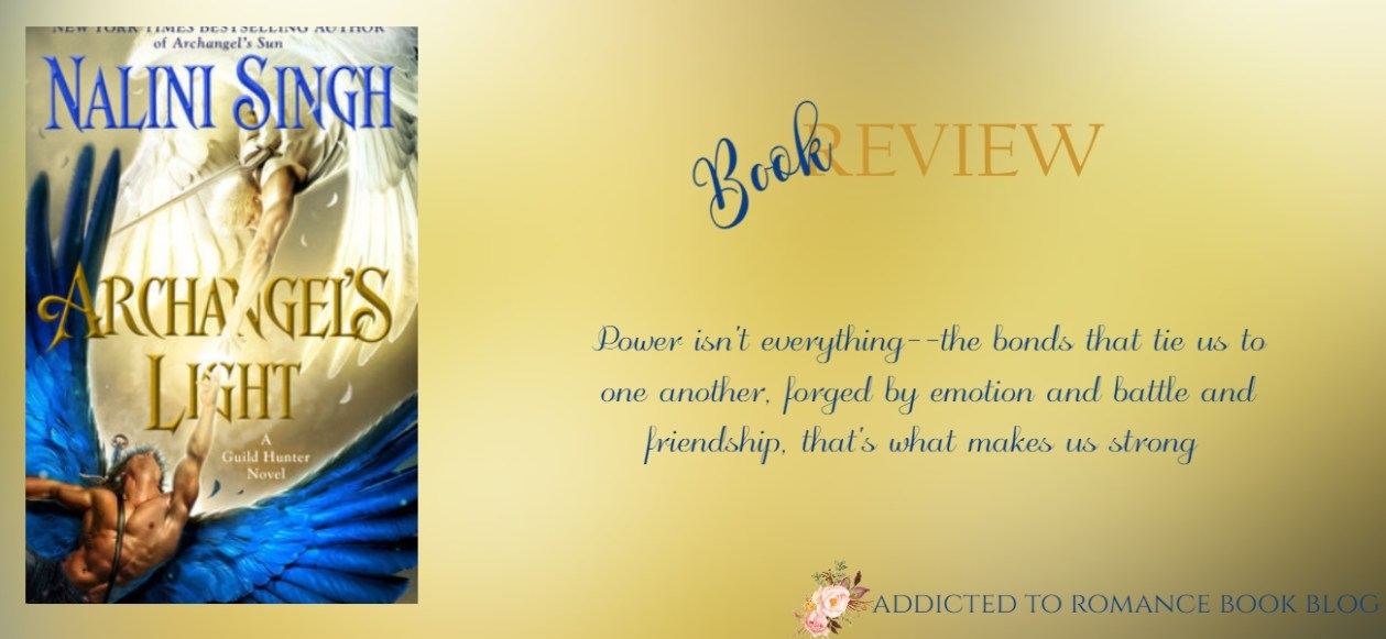 Book Review-Archangel's Light by Nalini Singh