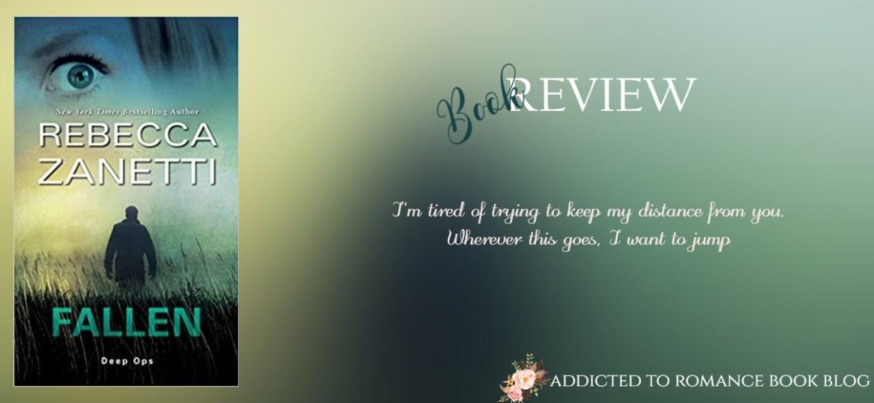 Book Review-Fallen by Rebecca Zanetti