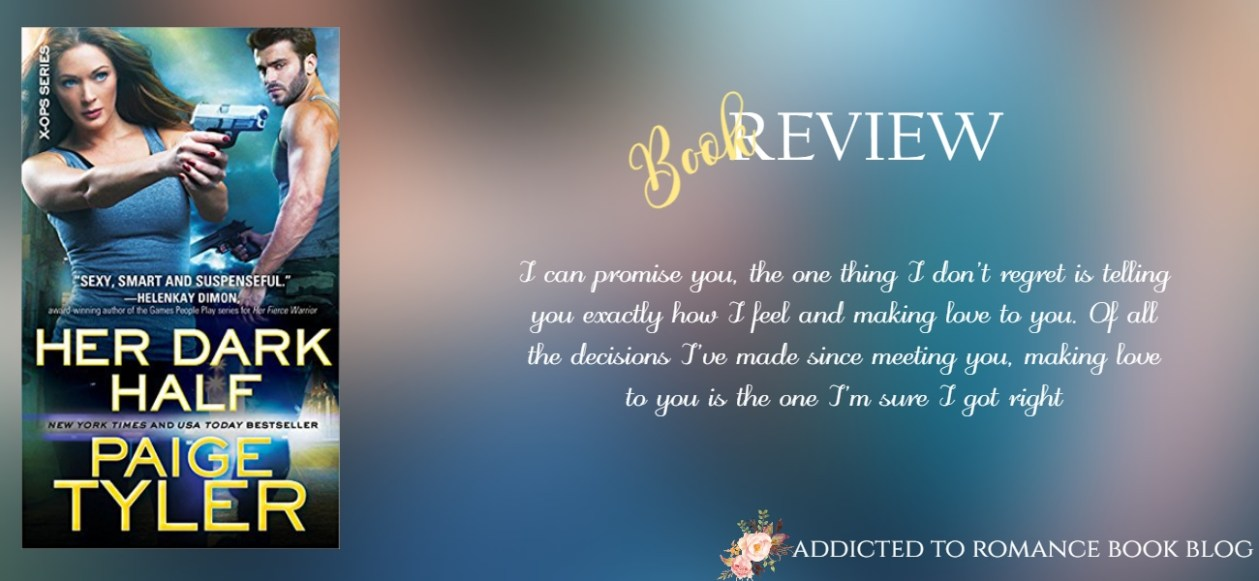 Book Review-Her Dark Half by Paige Tyler