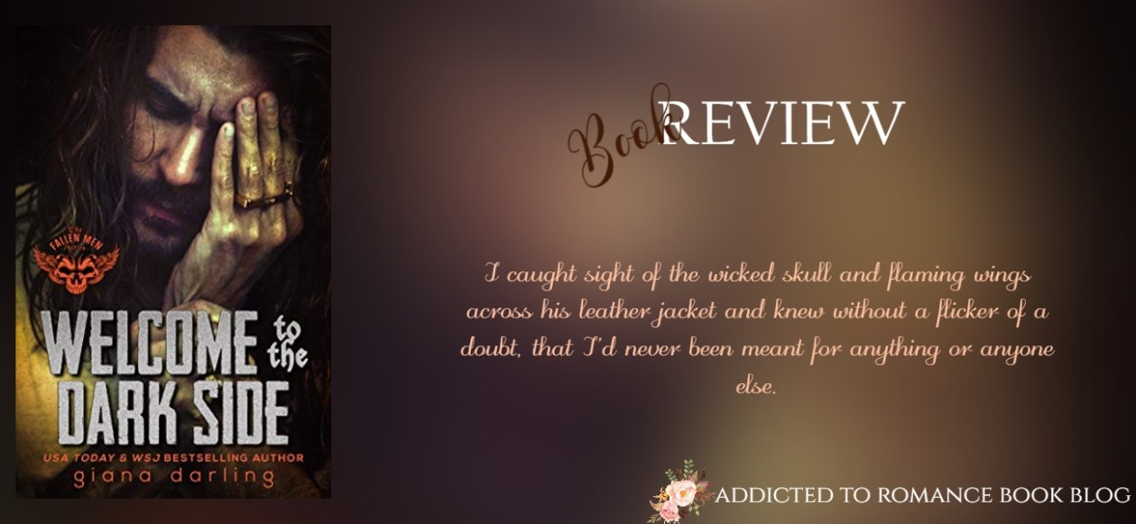 Book Review-Welcome To The Dark Side by Giana Darling
