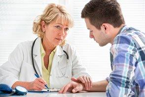 psychiatrist explores treatment options