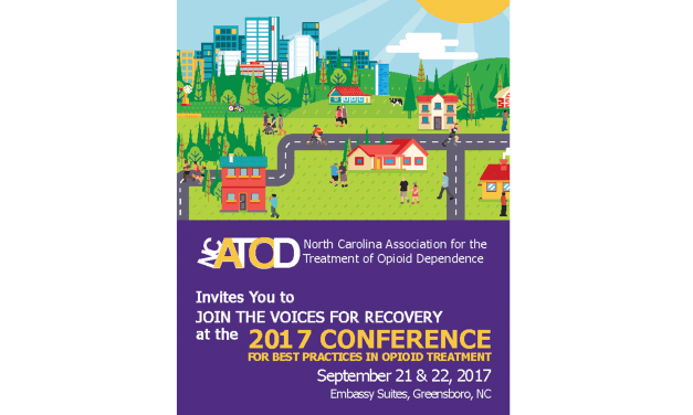 NCATOD Opioid Treatment Conference September 21-22