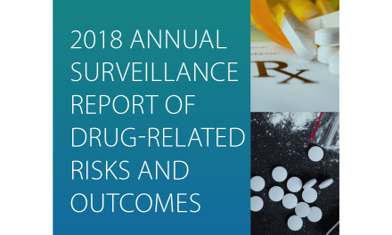 CDC Releases 2018 Annual Surveillance Report of Drug-Related Risks and Outcomes