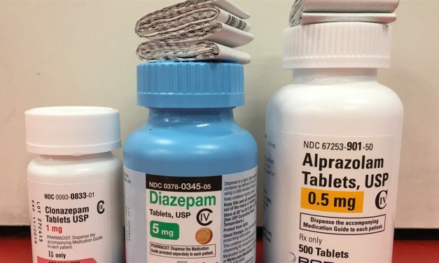 Study Finds Increasing Use, and Misuse, of Benzodiazepines