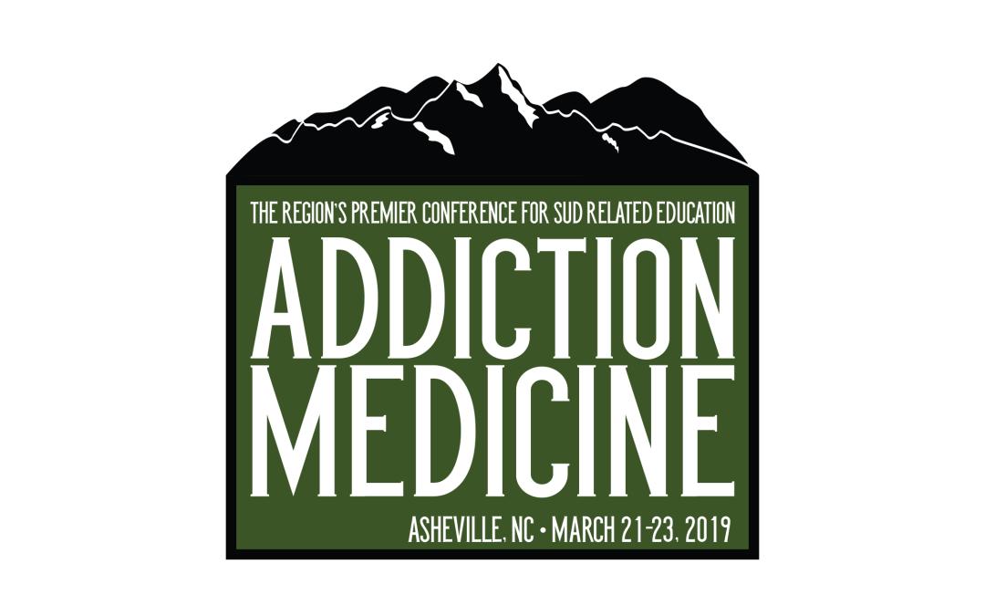 Addiction Medicine Conference in Asheville, NC