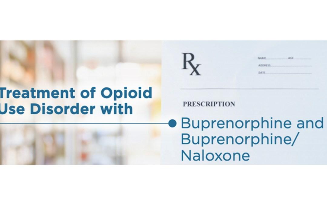 Buprenorphine Guidance Document