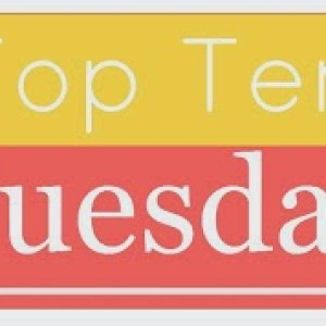 Top Ten Tuesday (32) Top Authors I Own Books From