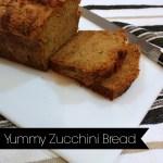 Yummy Zucchini Bread