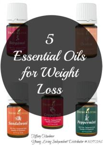 5 Essential Oils for Weight Management