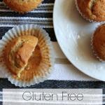 Gluten Free Banana Bread Muffins, Muffin #3