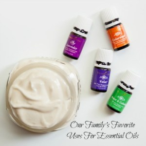 Our Family's Favorite Uses for Essential Oils