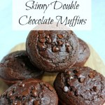 Skinny Double Chocolate Muffins: Muffin #11
