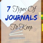 7 Types of Journals to Keep