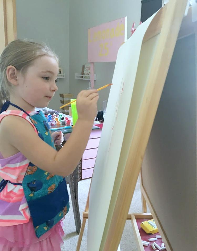 artist little a