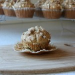 Banana Nut Muffins: Muffin #16