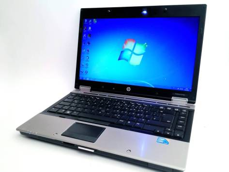 Das HP Elitebook 8440p