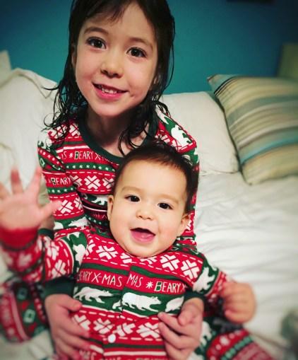 Christmas PJs!