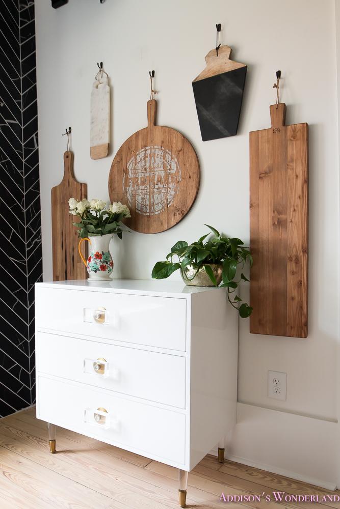 Rooms Wood Trim Color