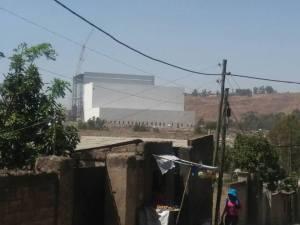 Qoshe waste-to-energy plant