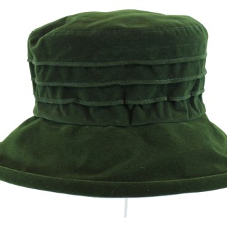 Green PT11 Hat Front facing