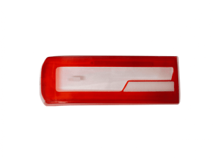 car part clear red