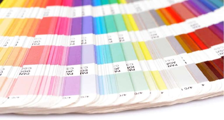 Pantone 3D Printing Finishing Capabilities