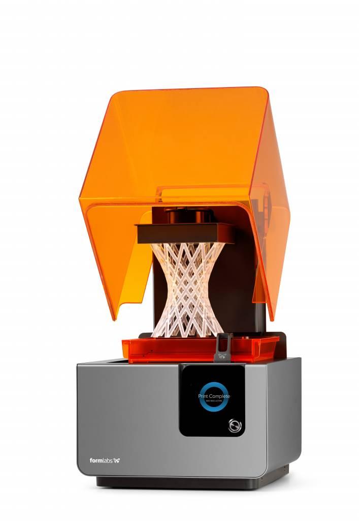 SLA 3D Printing Technology