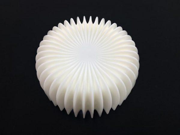 Odette Bowl 2, SLA 3D Printing