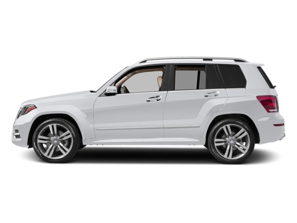 2013 Mercedes-Benz GLK350 Left Side View