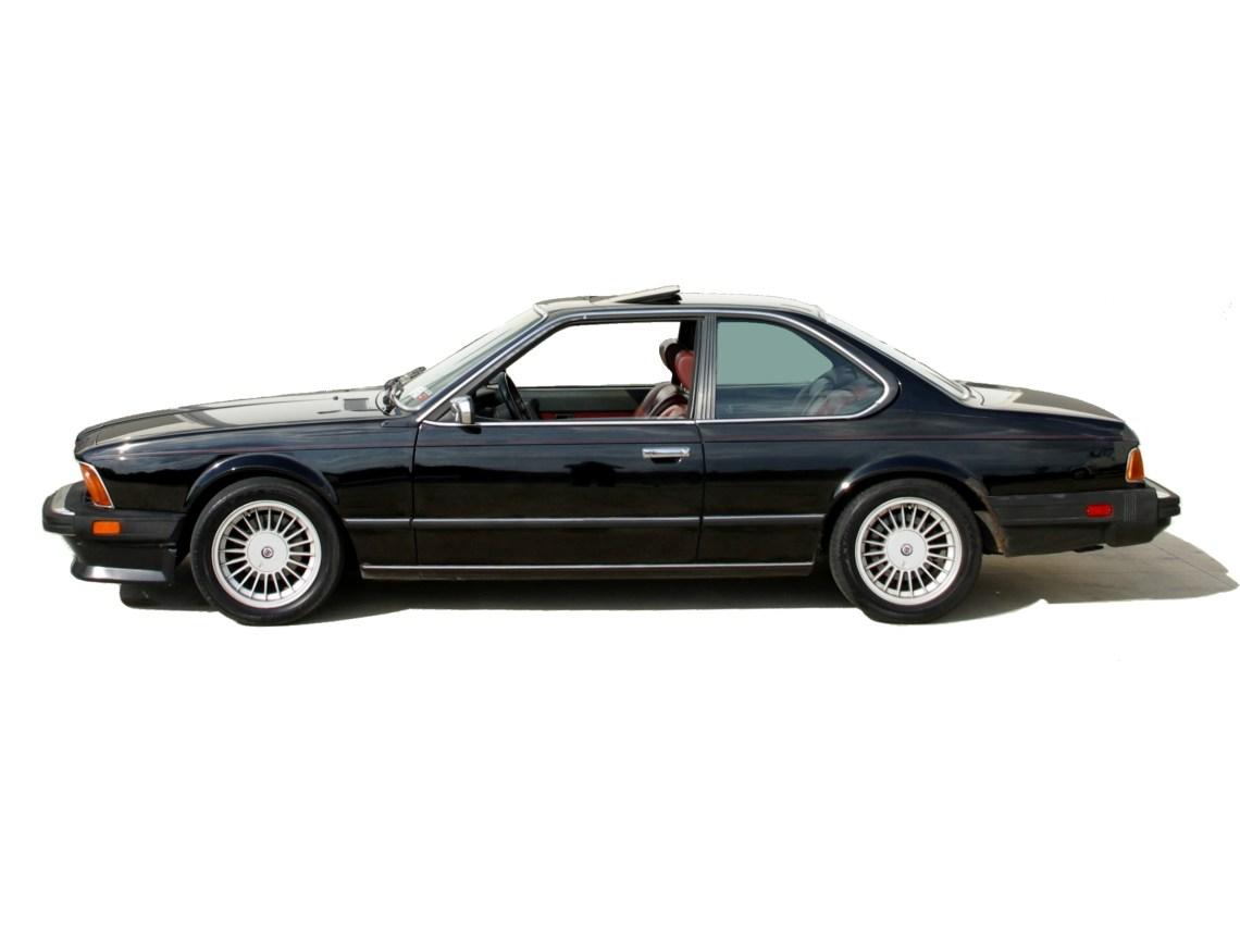 1984 BMW 633CSi