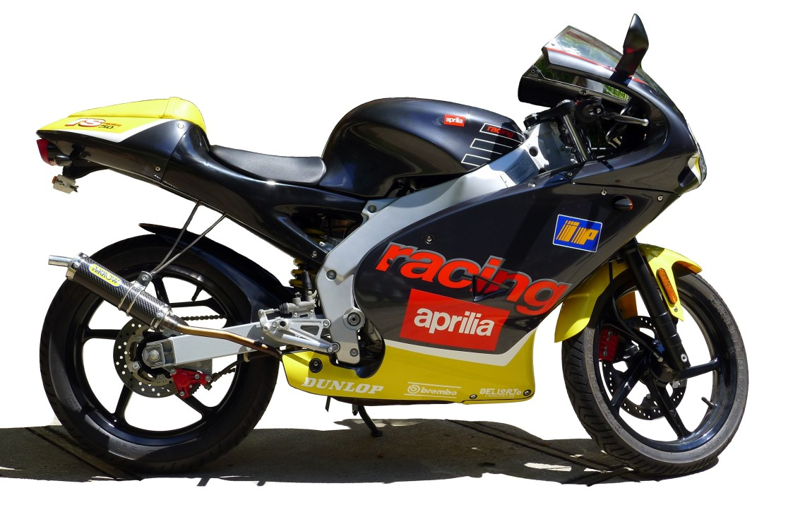 2000 Aprilia RS50