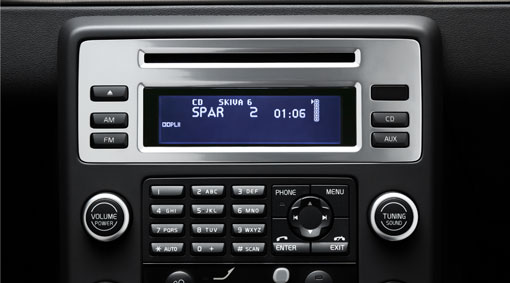 Volvo Sirius Satellite Radio