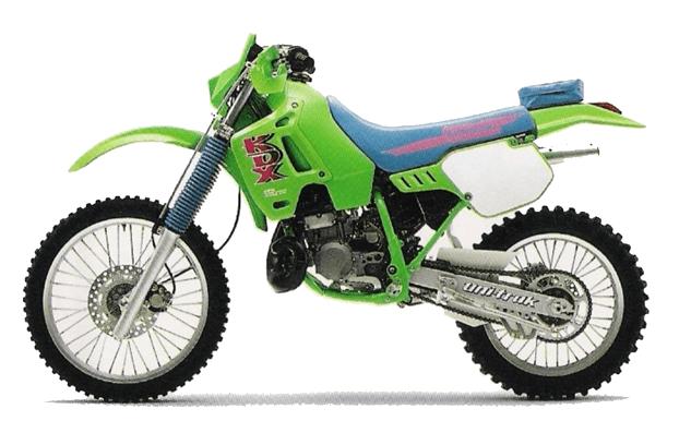 1992 Kawasaki KDX200