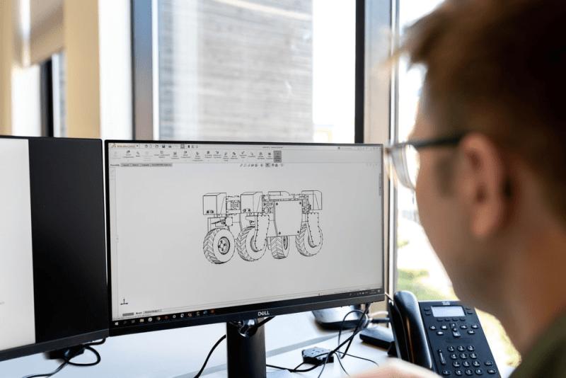 Professional 3D designer