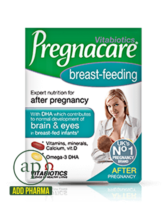 Vitabiotics Pregnacare Breast-feeding