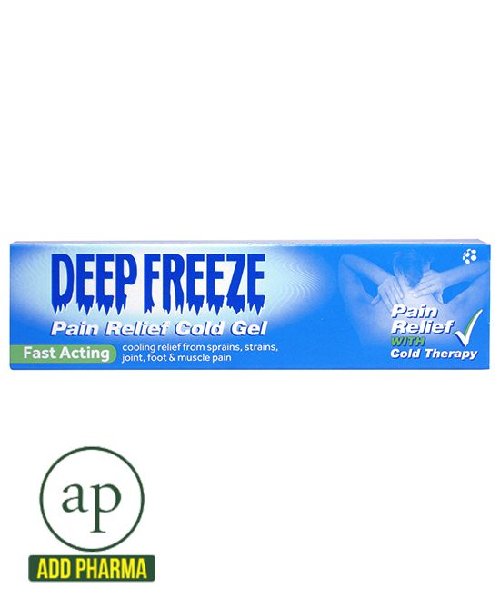 Deep Freeze Pain Relief Cold Gel -35g