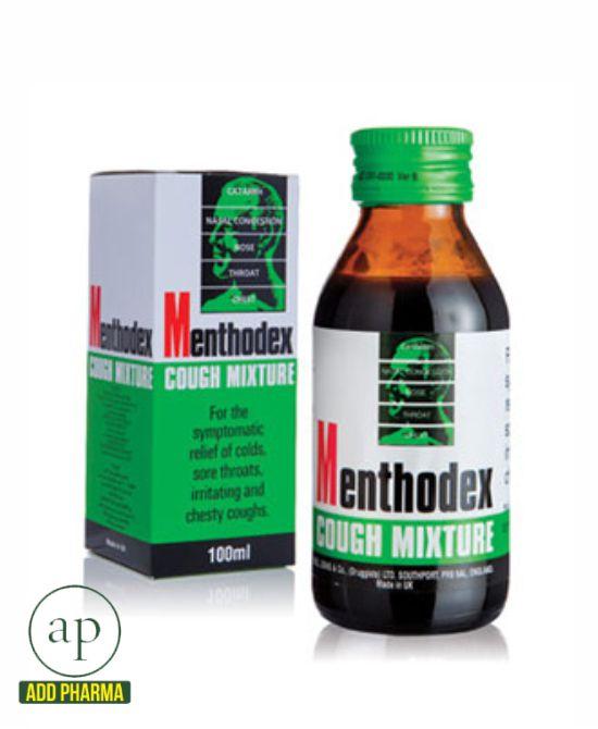 Menthodex Cough Mixture 100ml