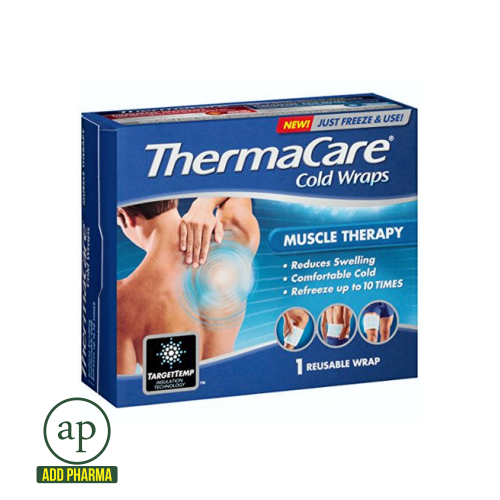 ThermaCare® Cold Wraps Muscle Therapy