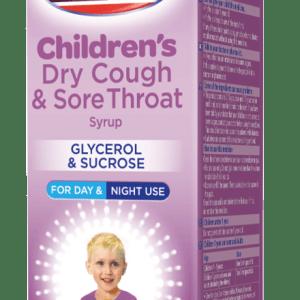 BENYLIN® Children's Dry Cough & Sore Throat - 125ml