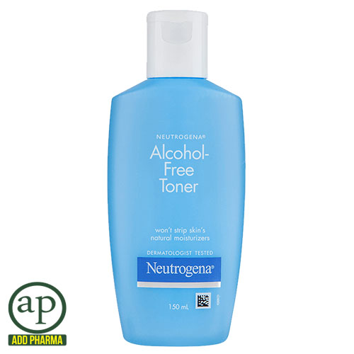 Neutrogena® Toner Alcohol-Free - 150mL