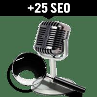Comprar 25 análisis SEO para Spotify