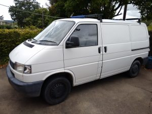 Van Number 1
